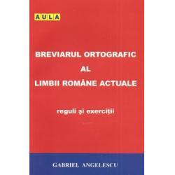 Breviarul ortografic al limbii romane