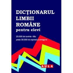 Dicționarul Limbii Române pentru elevi