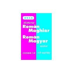 Dictionar ROMAN - MAGHIAR (clasele I-II)